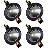 SS Audio 4 Pack Mackie Speaker Replacement Horn Diaphragm, SRM450, 1701-8, DC10, D-SRM450