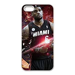 NBA King James Phone Case For Htc One M9 Cover