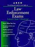 Law Enforcement Exams, Eve P. Steinberg, 0028622006