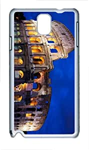 for cheap cases Colosseum Rome PC White case/cover for Samsung Galaxy Note 3 N9000