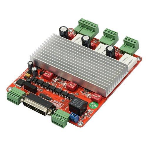 Riorand cnc tb6560 4 axis 3 5a stepper motor driver board for 4 amp stepper motor driver