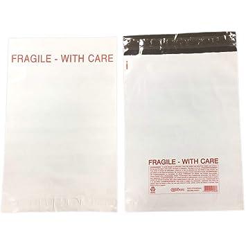 Bolsas para envíos postales de polietileno resistente, color ...