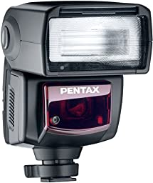 Pentax AF 360 FGZ Flash for Pentax and Samsung Digital SLR Cameras (w/ case)