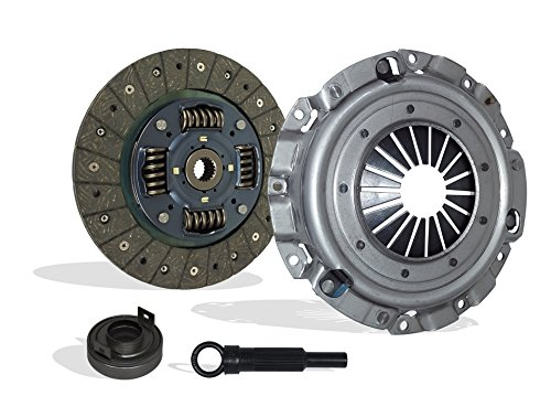 (Clutch Kit Works With Mitsubishi Eclipse Gs Se Spyder Sport Convertible Hatchback 2-Door 2006-2012 2.4L L4 GAS SOHC Naturally Aspirated)