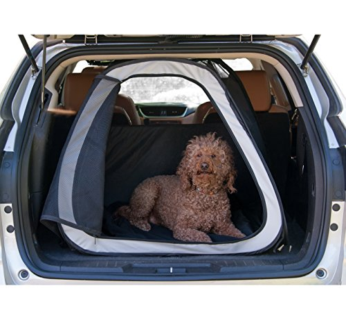 Pet Gear PG4100PA Pet Pen/Soft Crate Water Resistant 600D Fabric Auto Barrier, 32