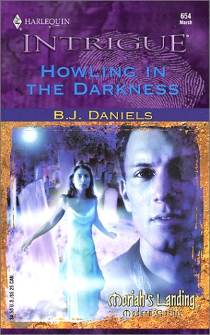 book cover of Howling in the Darkness