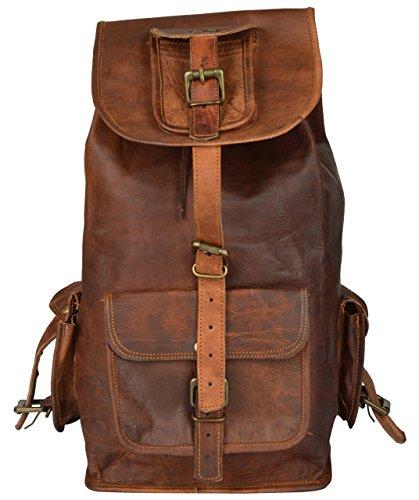 Adventure Backpack Brown - 4