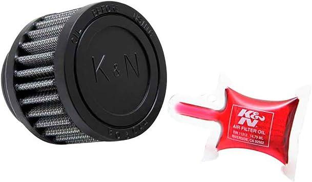 K/&N RU-4450 Universal Clamp-on Air Filter