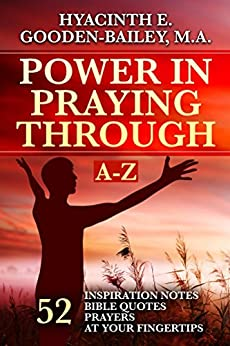 Power in Praying Through (Sapience Series) by [Gooden-Bailey, Hyacinth]