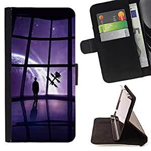 DEVIL CASE - FOR Samsung Galaxy Core Prime - Mass Game View - Style PU Leather Case Wallet Flip Stand Flap Closure Cover