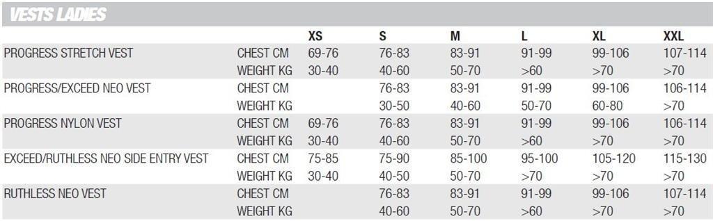 MESLE Schwimmweste Vario PE 50N Dual-Size Schwimmhilfe schwarz-blau-Weiss Gr/ö/ßen:S