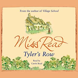Tyler's Row Audiobook