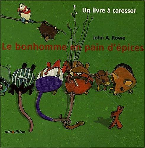 Lire en ligne Le bonhomme en pain d'épices pdf