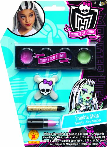 Monster High Make-Up Kit, Frankie Stein - Frankie From Monster High