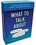 Amazon.com: What to Talk About: On a Plane, at a Cocktail Party, in a Tiny Elevator with Your