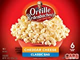 Orville Redenbacher's Gourmet Cheddar Cheese Microwave Popcorn, 6 Count, 18 Ounce