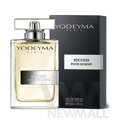 Profumo Uomo Yodeyma SUCCESS POUR HOMME Eau de Parfum 100 ml