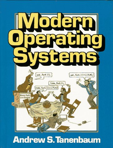 Modern Operating Systems by Prentice Hall