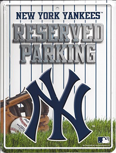 MLB New York Yankees Parking Sign