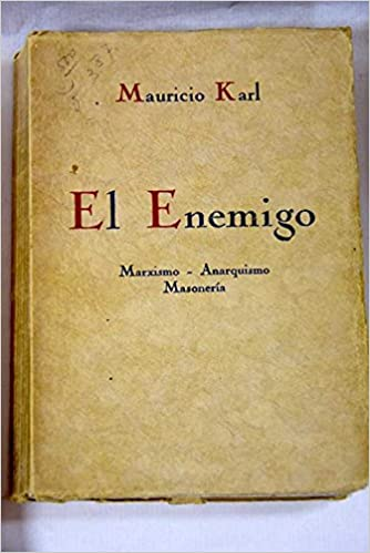 ASESINOS DE ESPAÑA: MARXISMO, ANARQUISMO, MASONERIA.: Amazon.es ...