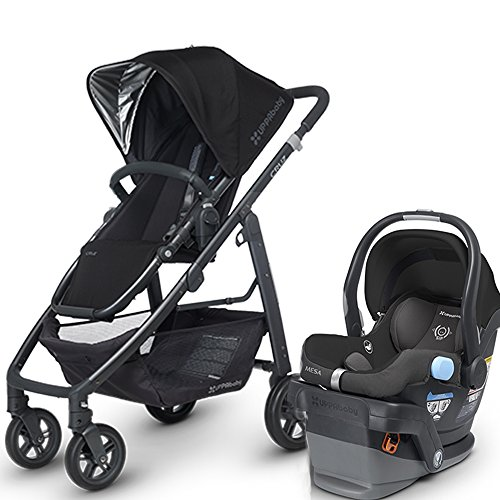 Uppa Baby Cruz Stroller W Mesa Infant Car Seat Jake