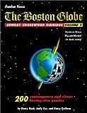 The Boston Globe Sunday Crossword Omnibus, Henry Hook and Emily Cox, 0812935195