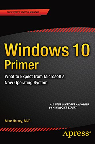 Download Windows 10 Primer: What to Expect from Microsoft's New Operating System Pdf