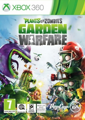 Plants Vs Zombies Garden Warfare Microsoft Xbox 360 Amazon Es