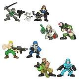 : GIJoe Combat Heroes Figures Wave 1 Set