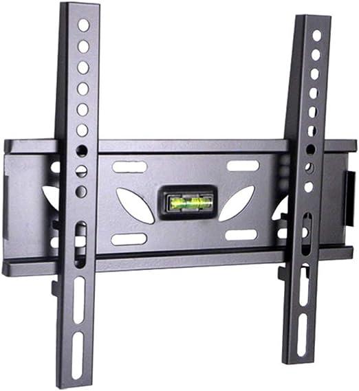 LIYANDSZJ Soporte para Montaje en Pared de TV para televisores de 12-32 Pulgadas hasta VESA 200 mm y 30 kg con Nivel de Burbuja Soportes de Pared y Techo para TV: Amazon.es: Hogar