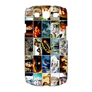 Classic Case Lord of the Rings pattern design For Samsung Galaxy S3 I9300(3D) Phone Case