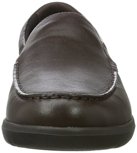 Geox Men's U Leitan C Mocassins Brown (Coffee) JJbxIlO