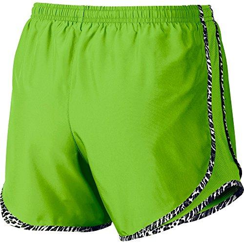 Nike Dames Tempo Kort Actie Groen