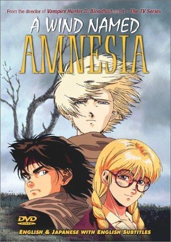 A Wind Named Amnesia by Us Manga Corps Video