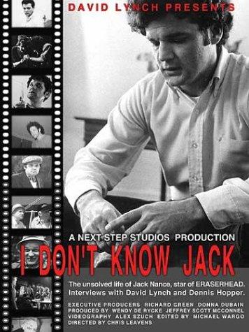 David Lynch presents... I Don't Know Jack ()