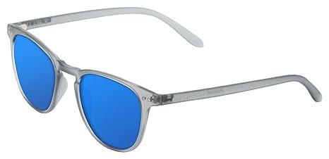 NORTHWEEK Wall Gafas de sol, Smoky Grey/Blue Polarized, 45 ...
