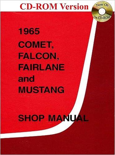1965 mustang manual