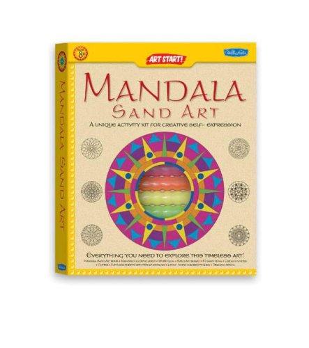 (Mandala Sand Art: A Unique Activity Kit For Creative Self-Expression)