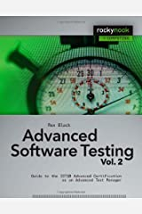 Advanced Software Testing - Vol. 2: Guide to the ISTQB Advanced Certification as an Advanced Test Manager Paperback