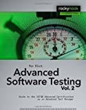 Advanced Software Testing, Rex Black, 1933952369