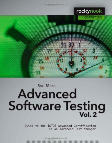 Advanced Software Testing - Vol. 2: Guide to the Istqb Advanced Certification as an Advanced Test Manager (Advanced Level Test Manager Istqb compare prices)