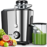 Juicer Juice Extractor, Aicok Wide Mouth Centrifugal Juicer, BPA-Free Food...