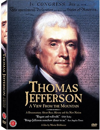 DVD : Danny Glover - Thomas Jefferson: View From The Mountain (DVD)