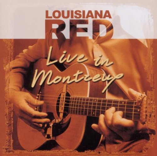 Louisiana Red Live In Montreux'. (Titles: Sweet Blood Call Bring It On Home To Me Look At T