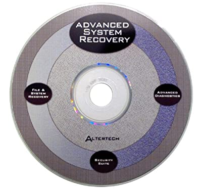 Advanced System CD Disc for Maintenance & Recovery of Windows [ALL VERSIONS]