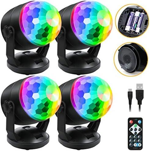 1 Unidad LED Voice Activated Luminous Protecci/ón para Adultos Negro con Correas el/ásticas para los o/ídos 2 Capas Tela Transpirable y Confortable