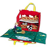 Pockets Of Learning Old MacDonald's Farm Soft Play Set for Toddlers BY
