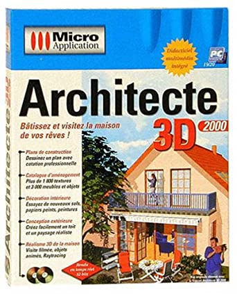 Superior Architecte 3D 2000