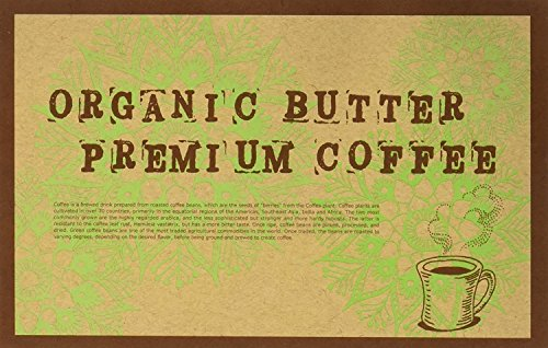 1 개월 분 (^^ ♪ 유기농 오가닉 버터 프리미엄 커피 다이어트 버터커피