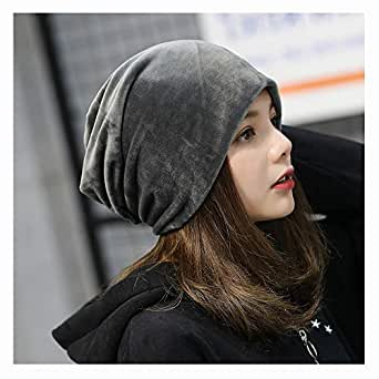 New Style Cashmere Hat Month Hat Autumn And Winter Warm